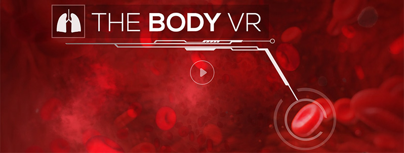 The Body VR   Bringing the First Educational Experience to Oculus Home
